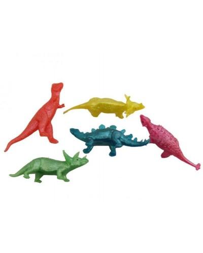"""Динозавр Гонконг A016P тянучка 11"""" 12в.18шт.в кор.24,8*23,5*9,5"""