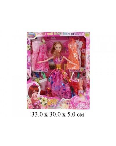 Кукла 30см DS510B1 с нарядами кор.33*5*30