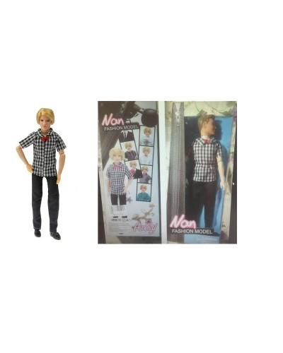 Кукла 30см LH051-1 парень 2в.кор.33*6*13