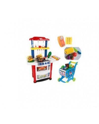 Кухня 768-1 с посудой кор.31,5 *19*20 ш.к