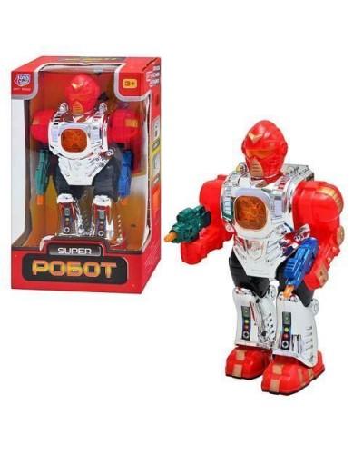 Робот PLAY SMART 9522 батар.муз.свет.кор.8*14*23