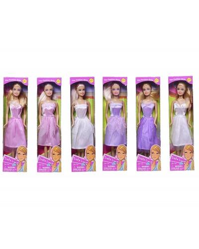 Кукла DEFA 29см 8091A 3цв.кор.31,5*5*8