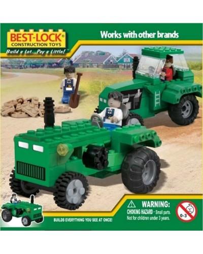 240 дет. Трактор