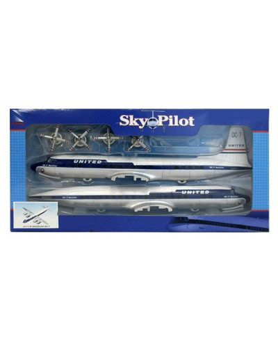 N.R.Модель-Пилот United Airlines 20375*К (1:72)