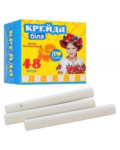 Мел MK 0405 48шт, белый, 5г, в кор-ке, 8,5-8-5см