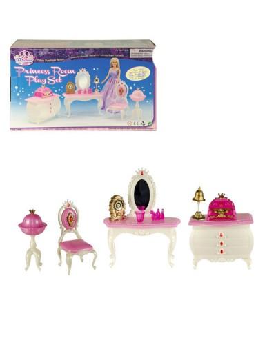 Мебель Gloria 1208 комната принцессы кор.29*7,5*18,3
