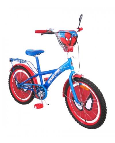 Велосипед 2-х колес 20' 152026 со звонком, зеркалом, руч.тормоз