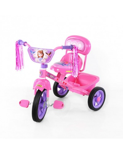 Велосипед TILLY COMBI TRIKE BT-CT-0008 PINK кор
