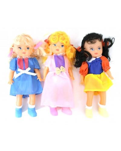 """Кукла """"Моя малышка"""" 20см 8815V 3шт.в кул"""