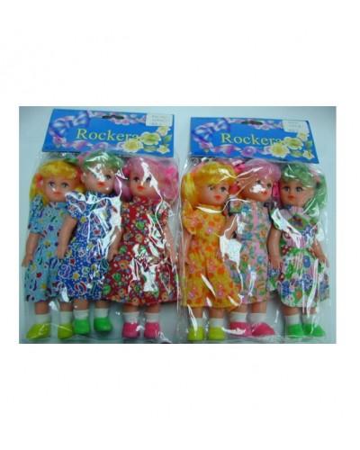 """Кукла """"Моя малышка"""" 23см 9503CV 3шт.в кул"""