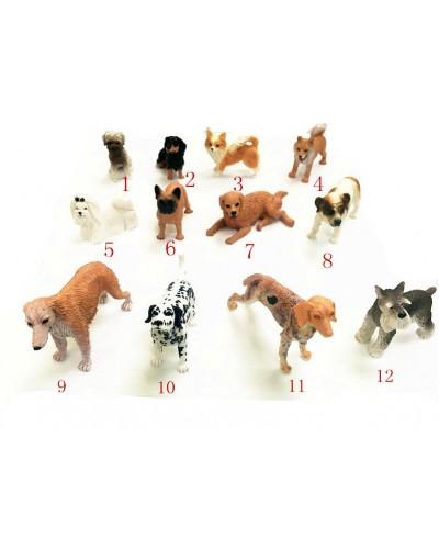 Собака Гонконг 258 резин.  12в. 36шт.в кор.