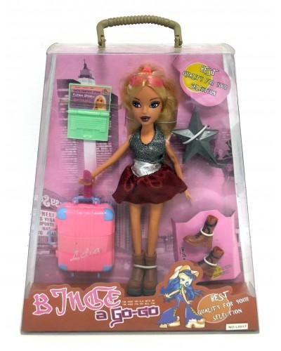 Кукла типа барби 0017B