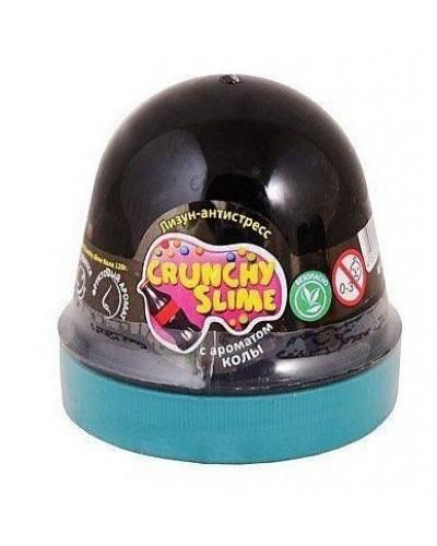 Лизун-антистрес TM Mr.Boo Crunchy slime Кола 120г.