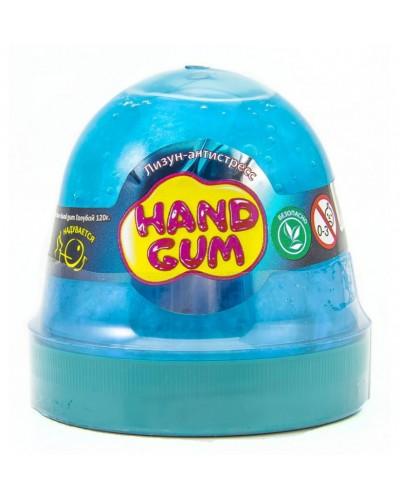 Лизун-антистрес ТМ Mr.Boo Hand gum Голубий 120 г. 80099А