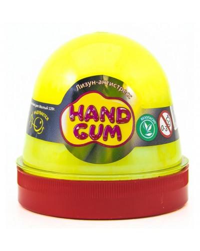 Лизун-антистрес ТМ Mr.Boo Hand gum Жовтий 120 г. 80101А