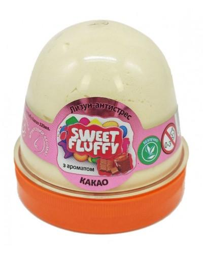 Лизун-антистрес TM Mr.Boo Sweet fluffy Какао 120мл. 80108А