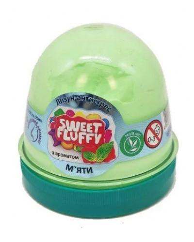 Лизун-антистрес TM Mr.Boo Sweet fluffy М'ята 120мл. 80112А