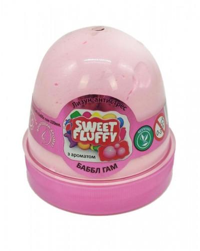 Лизун-антистрес TM Mr.Boo Sweet fluffy Баббл гам 120мл. 80114А