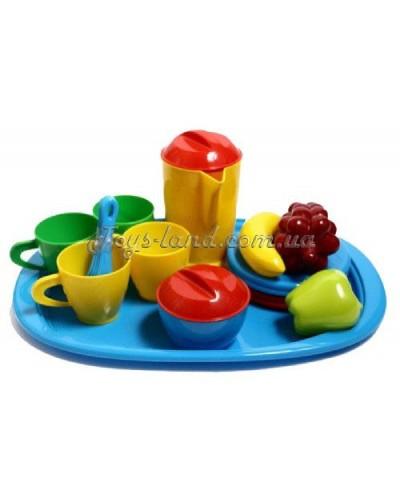 Набор посуды (20 пред./ цвет в ассортименте), арт. 924 в 3, Орион