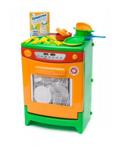 Посудомоечная машина с посудой, арт. 815, Орион