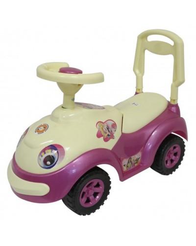 "Автомобиль для прогулок ""Луноходик"" (розовый), арт. 174РОЖ, Орион"