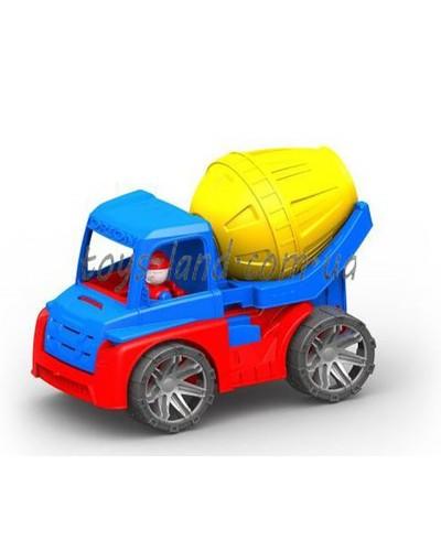 Автомобиль М4 бетономешалка