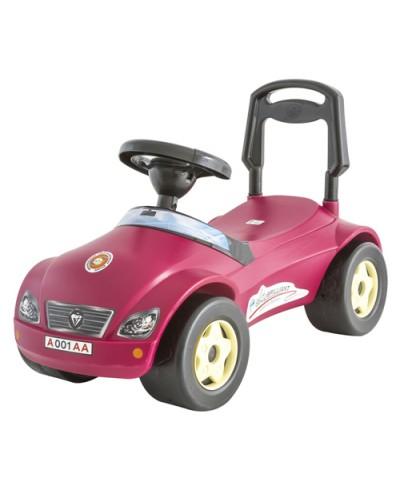 Машинка для катания МЕРСИК красный