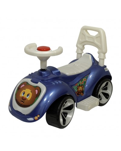 Машинка Лапка Синяя