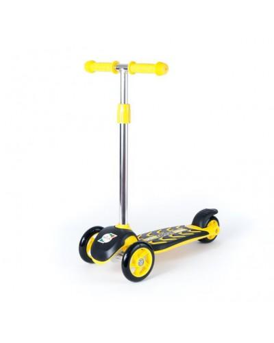 Самокат Лимонный 555х290х755 мм