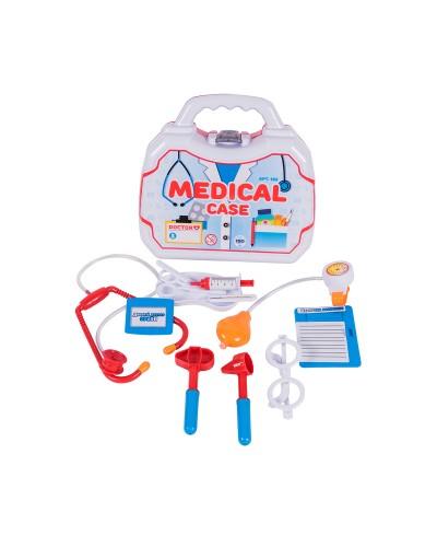 Набор доктора в чемодане 270х95х260 мм