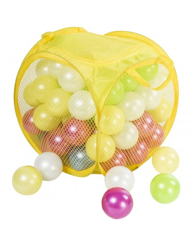 Набор шариков перл. 80 шт.