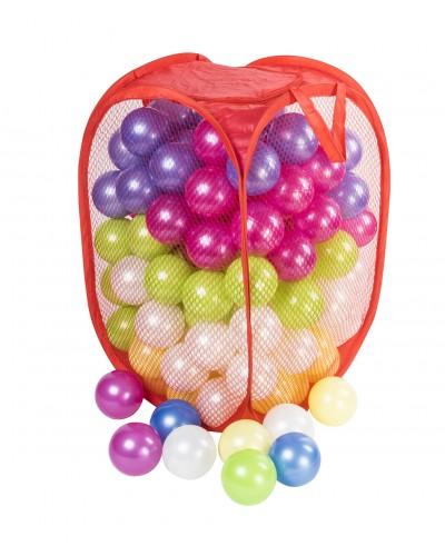 Набор шариков перл. 140 шт.