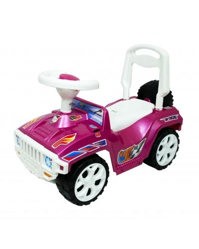 Машинка для катання ОРІОНЧИК рожевий