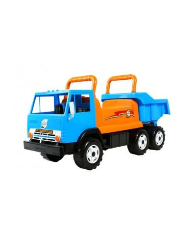 Машинка для катання Х4 блакитна