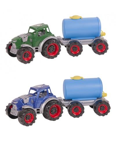 Трактор Texas молоковоз 495х180х195 мм