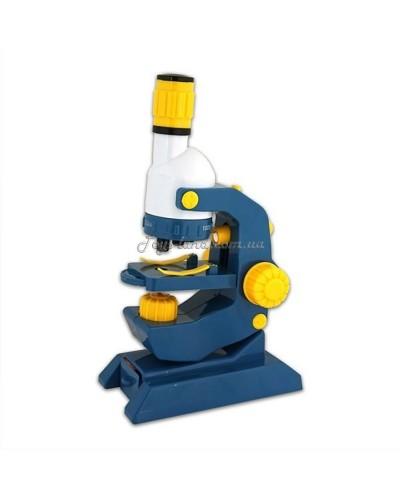 Микроскоп с цветными фильтрами;8+;укр.упаковка