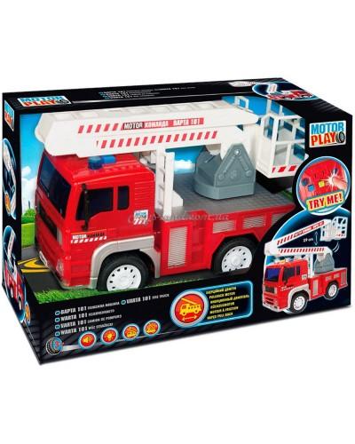 Пожарный автомобиль 'Варта 101';19см;свет;звук;3+