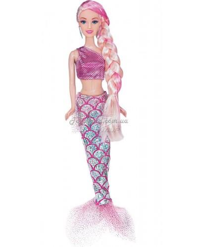 Кукла Ася 'Магия русалки'; 28 см; блондинка; вариант 1