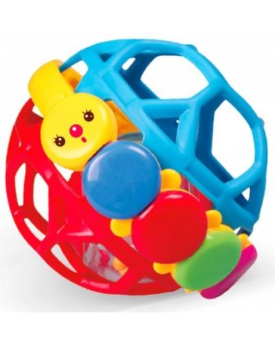 Погремушка 'Гибкий мяч';3М+