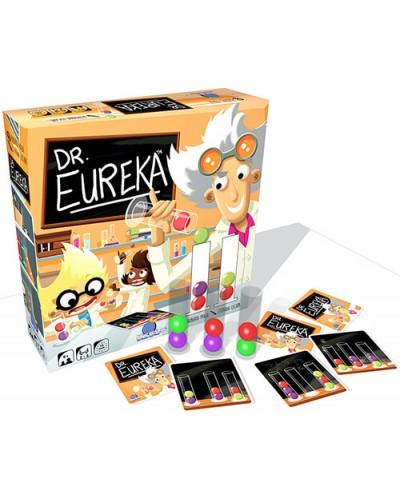 Настольная игра 'Професор Еврика';6+