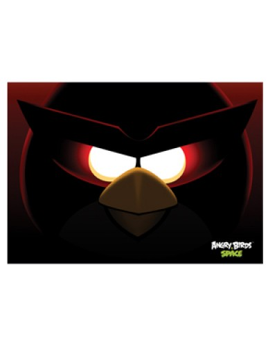 """Папка на рез.карт.Сentrum """"Angry Birds"""" """"Space"""" 317х323мм.  84491"""