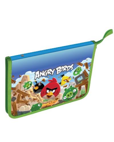 "Папка пласт. на блискав. Сentrum ""Angry Birds"" 20х28х2 см 84408"