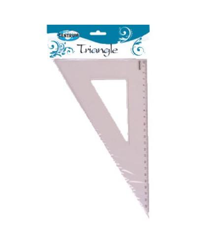 Трикутник пласт. 30% 23см Сеntrum 80728