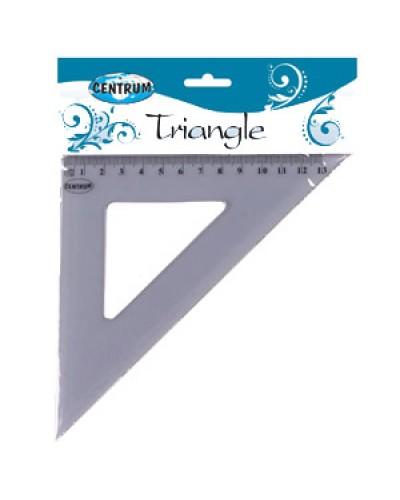 Трикутник пласт. 45%*13см Сеntrum 81829