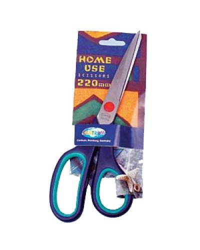 Ножиці з гум. вставками 22см Centrum 80240