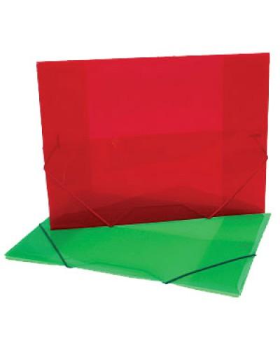Папка на рез.пласт. А4 Сentrum 0,45мм кольор. асорт. 80016