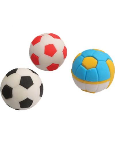 """Гумка Centrum """"М'ячі"""" синт. каучук в ПВХ упаков. 83479"""