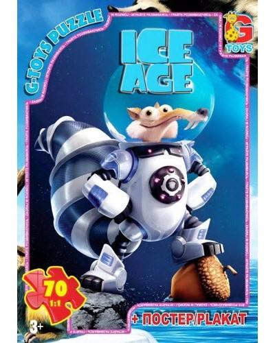 """Пазлы """"Ice Age"""" 70 ел."""