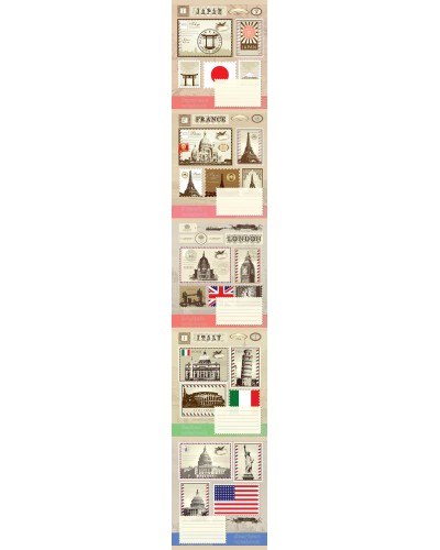 Зошит, 12 аркушів, клітинка, Тетрада (Марка (81175)) продажа уп (25шт.)