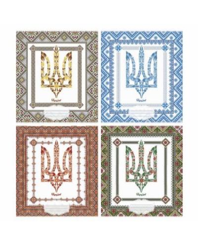 Зошит, 48 аркушів, лінія, Тетрада (Герб (82503))
